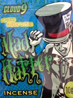 Mad Hatter (Blue) (Calendula Flavor)10G