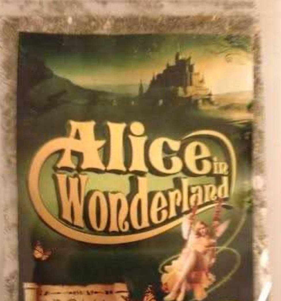 Alice In Wonderland 5 Grams