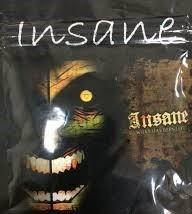 Insane 5 Grams (Strawberry Flavor)