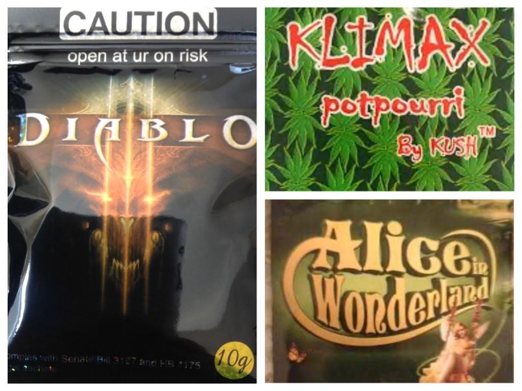 Powerful 10G (Caution Diablo, Klimax, Alice in Wonderland)