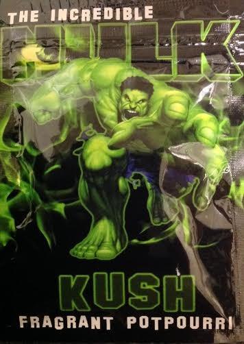 Hulk Kush (Platinum Blend) 5G