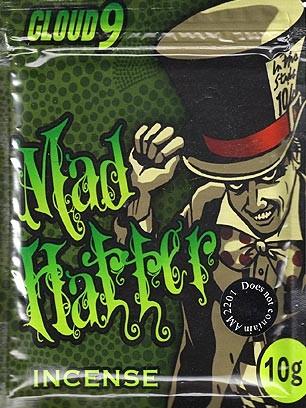 Mad Hatter 10G (Peach Flavor)