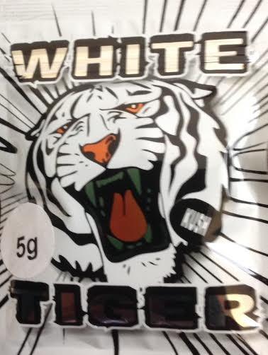 White Tiger Platinum 5 Grams