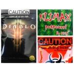 Powerful 10G (Caution Diablo, Klimax, Orange Caution)