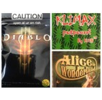Powerful 10G (Caution Diablo, Klimax, Alice in Wonderland)