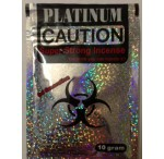 Platinum Caution 10Grams