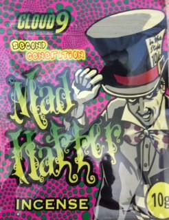 Mad Hatter (New Pink Blend)10G