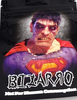 Angry Man By Bizarro 10G (Blueberry Flavor)