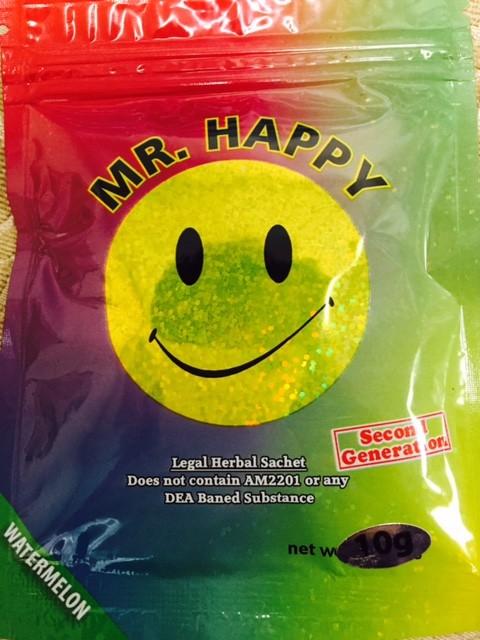 Mr Happy 10G (Blueberry Flavor)