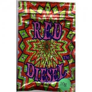 Red Diesel 10G (Blueberry Flavor)