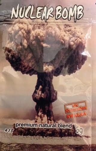 Nuclear Bomb (Peach Flavor) 5G