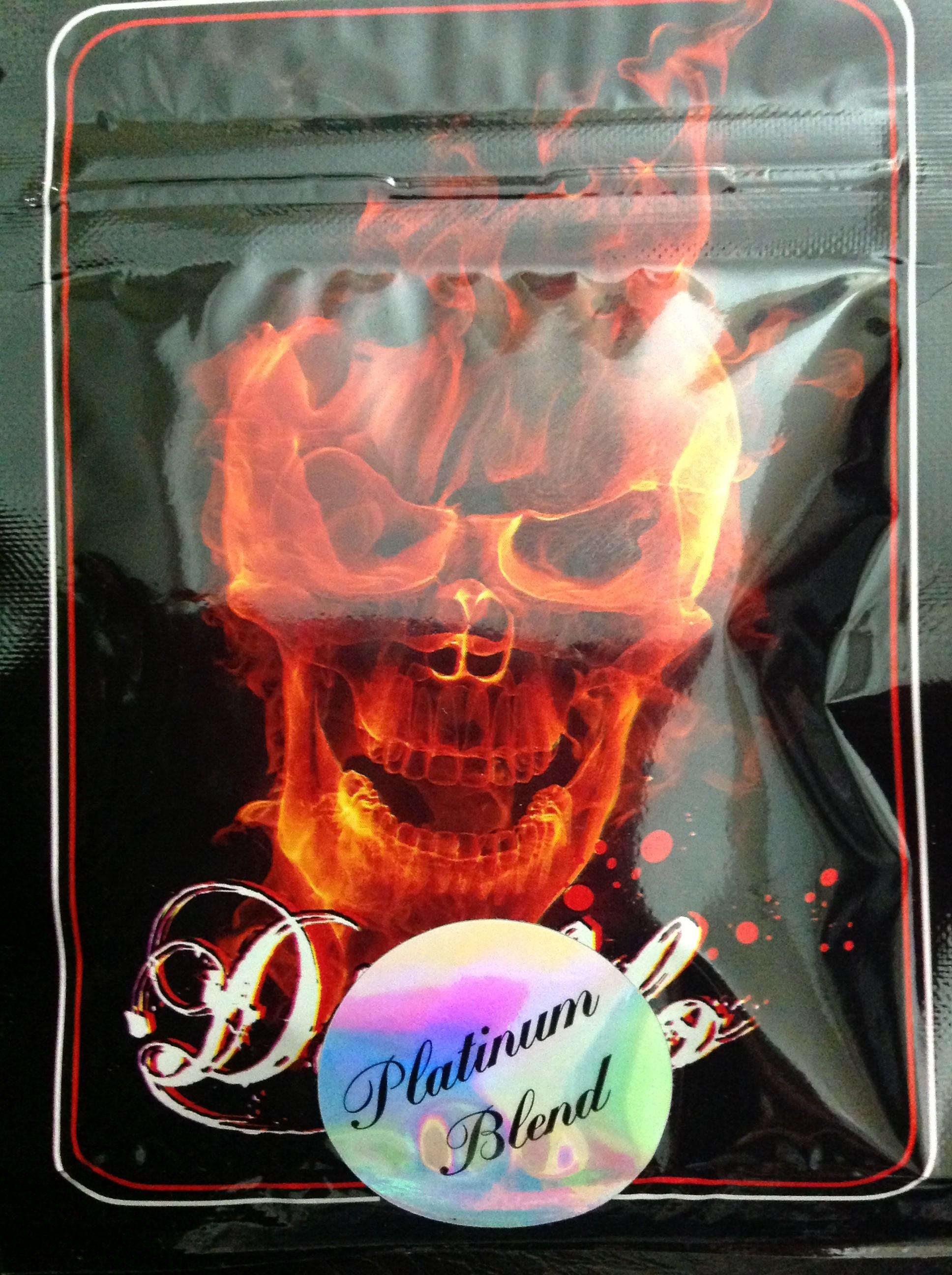 Platinum Diablo 5 Gram